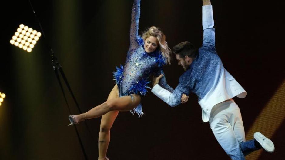 Musik Helene Fischer Tourt Mit Cirque Du Soleil Artisten Promis