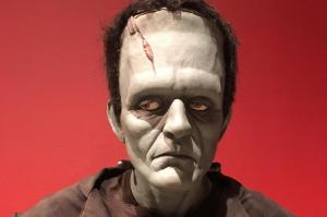 Frankenstein - fast ein heiterer Geselle in Guillermo del Toros Horror-Kosmos. Foto: Manuela Imre