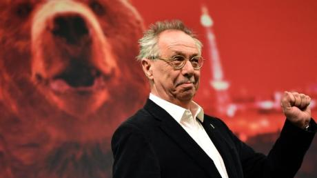 Berlinale-Direktor Dieter Kosslick stellte das Programm vor.