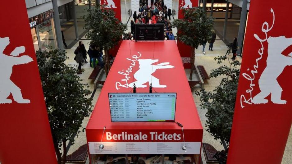 Filmfestival Run Auf Berlinale Tickets Schwarzer Teppich