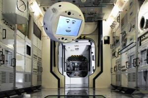 Roboter Cimon: Er ist der Neue auf der ISS