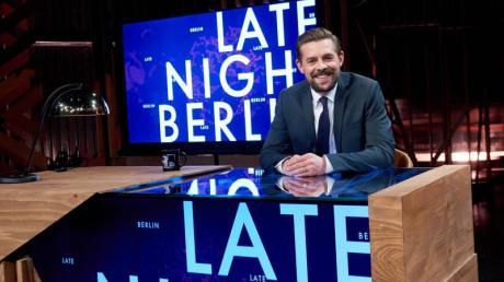 """Ein NDR-Reportageformt wirft der Show """"Late Night Berlin"""" von Joko Winterscheidt und Klaas Heufer-Umlauf (im Bild) Fälschung vor."""