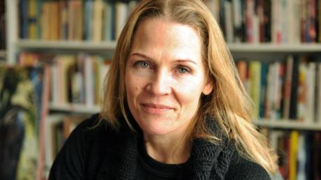 Åsne Seierstad wird für ihr Buch «Einer von uns: Die Geschichte des Massenmörders Anders Breivik» mit dem Leipziger Buchpreis zur Europäischen Verständigung 2018 ausgezeichnet. Foto: Sigrid Harms