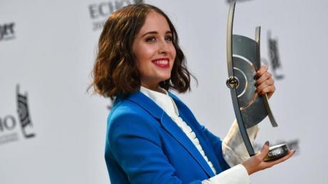 """""""The Voice of Germany"""" 2019 heute im Finale: Die Jury-Coaches. Alice Merton gehört dazu."""