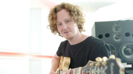 Sänger Michael Schulte wird Deutschland beim Eurovision Song Contest in Lissabon vertreten.