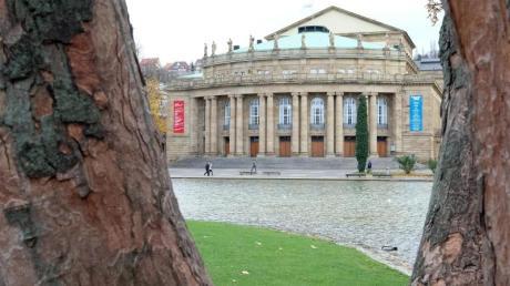 Am Eckensee in Stuttgart kam es in der Nacht zu Festnahmen.