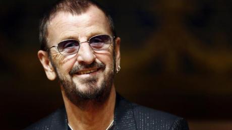 Der Ex-Beatles-Schlagzeuger Ringo Starr wird am Dienstag 80 Jahre alt.