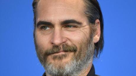 Der Schauspieler Joaquin Phoenix mag keinen Rummel um seine Person.