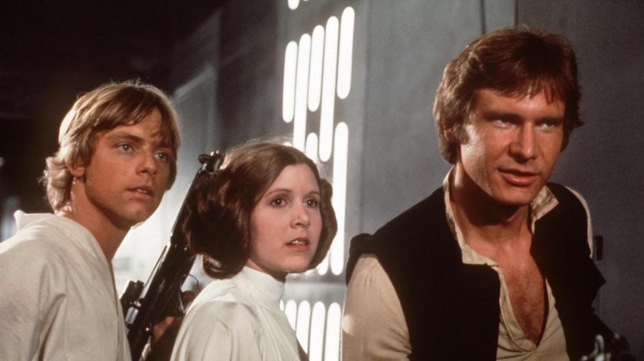 """Wie geht es weiter bei """"Star Wars""""? Disney hat schon Kinotermine für drei neue Filme."""