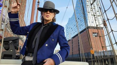 Udo Lindenberg stellt sein neues Album vor.