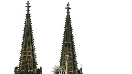 """Veranstalter sagt """"The Dome"""" ab - die Show fällt aus. Der Kölner Dom bleibt aber stehen."""