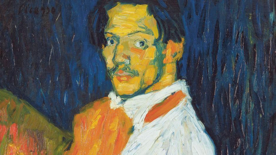 Picasso rosa periode