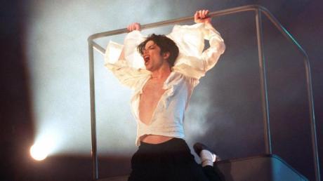 Michael Jackson (1995). Foto: Achim Scheidemann