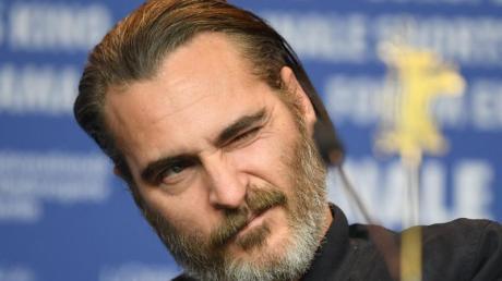 Der Herbst wird gruselig:Joaquin Phoenix ist der neue Joker.