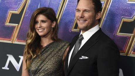 Premiere: Katherine Schwarzenegger und Chris Pratt in Los Angeles.