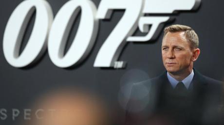 Daniel Craig ist James Bond - zum letzten Mal?