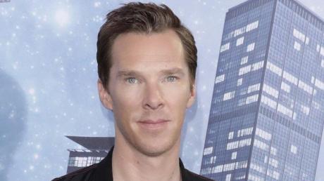 Benedict Cumberbatch bei der Premiere von «Doctor Strange» in Berlin.
