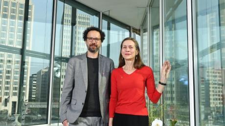Carlo Chatrian und Mariette Rissenbeek sind die Nachfolger von Dieter Kosslick. Foto: Jens Kalaene