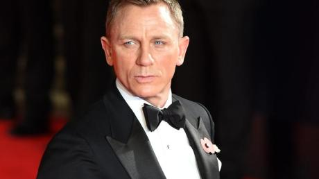 Gebeutelter 007:Daniel Craig.