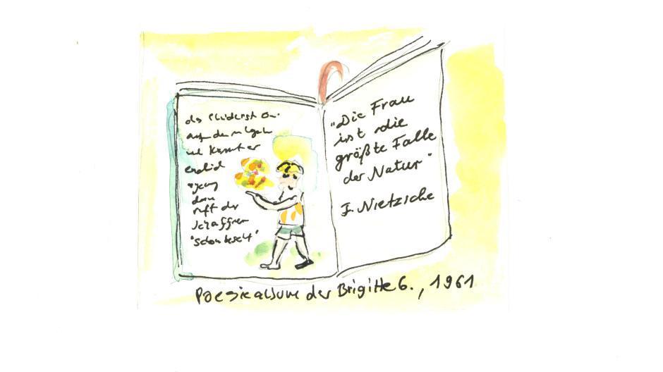 Tuiachs Thesen Kolumne Brigitte Erinnerst Du Dich An Dein