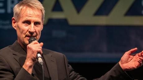 27 Jahre präsentierte Christian Stock beim Internationalen Jazzsommer die Musiker aus aller Welt. In Zukunft wird er unter den Besuchern sitzen.
