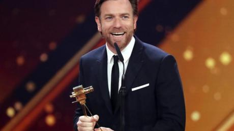 Ewan McGregor geht in Serie. Foto: Christian Charisius