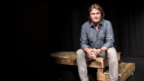 Der Star-Tenor Klaus Florian Vogt reist zu Terminen gerne mit seinem Wohnmobil an.
