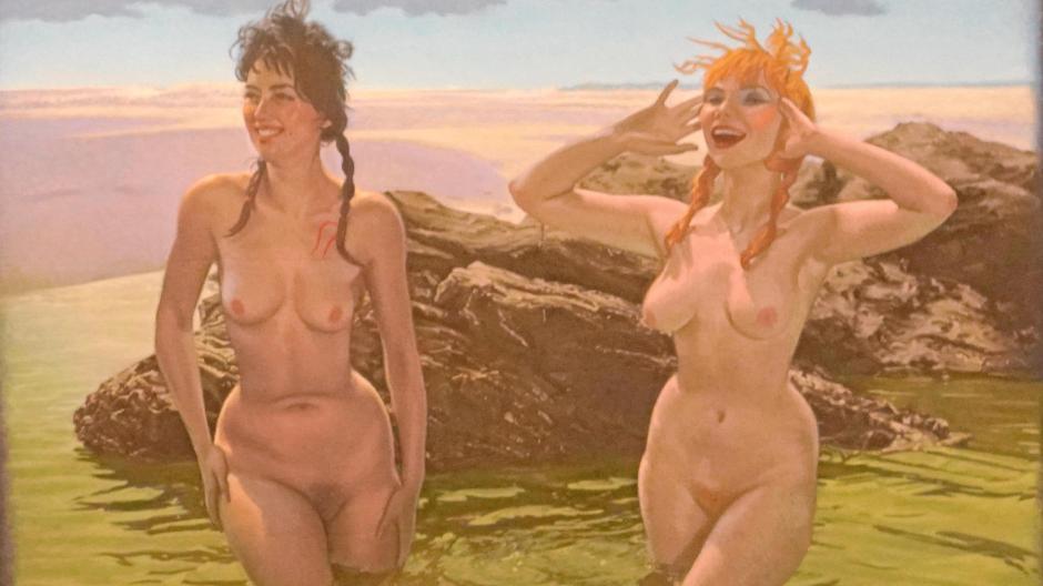 Galerie frau nackt