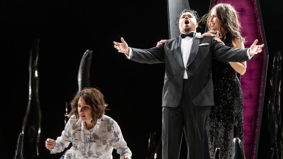 Bildergebnis für theater augsburg ariadne auf naxos