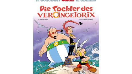 Im neuen «Asterix» setzt ein Teenie-Mädchen die Gallier unter Strom. Foto: Egmont Ehapa Verlag/Asterix,Obelix,Idefix ©2019 Les Éditions Albert René/dpa