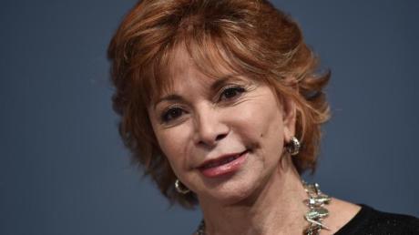 Isabel Allende, chilenisch-amerikanische Schriftstellerin. Foto: Arne Dedert/dpa