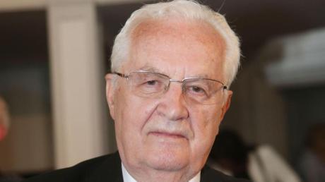 Helmut Richter ist im Alter von 85 Jahren gestorben.
