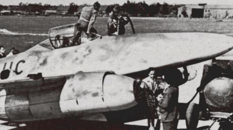 Die Me 262 begründete das Jet-Zeitalter.
