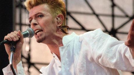 Es soll noch einige Demos von David Bowie geben.