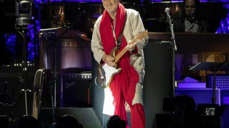 Pete Townshend:«Ich stehe nicht wirklich gern auf der Bühne.».