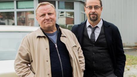 Axel Prahl und Jan Josef Liefers sind die beliebtesten «Tatort»-Kommissare.