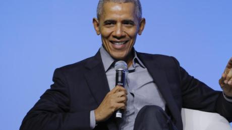 Barack Obama macht mit seiner Filmliste in diesem Jahr sozusagen Werbung für sich selbst.