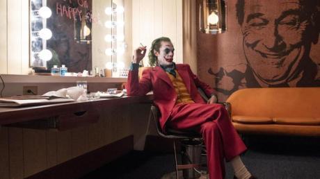 Joaquin Phoenix ist der Joker.