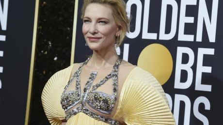 Oscargewinnerin und bald Jury-Präsidentin in Venedig: Cate Blanchett wird Chefin der Jury des Filmfests von Venedig.