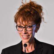 Sibylle Berg wird mit dem Brechtpreis geehrt.