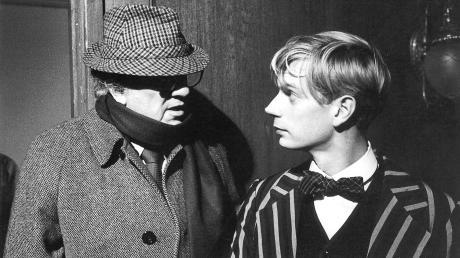 """Federico Fellini mochte die Deutschen nicht sonderlich. Aber das hinderte ihn nicht daran, dem jungen Schauspieler Wolf Gaudlitz für """"E La Nave Va"""" eine Rolle zu schreiben."""