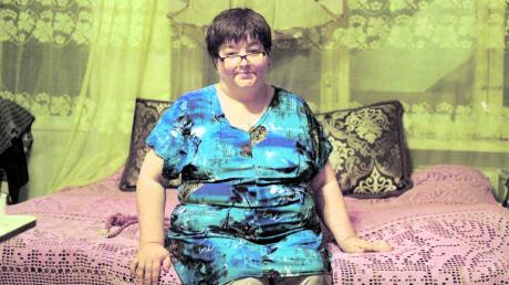 Russin Alexandra Velichkevich hasst Homosexuelle.