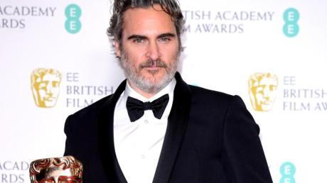 In der Kategorie «Bester Hauptdarsteller» wurde wie erwartet Joaquin Phoenix geehrt.