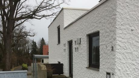 Bergstraße 3 in Stadtbergen-Leitershofen ist die neue Kunstadresse.