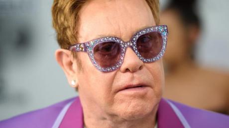 Elton John kann seine Tour fortsetzen.