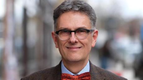 Oliver Zille ist Direktor der Leipziger Buchmesse.