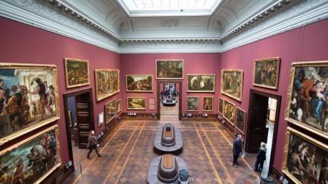 Die Dresdner Gemäldegalerie Alte Meister wurde für knapp 50 Millionen Euro renoviert und wird am 28. Februar 2020 offiziell eröffnet.