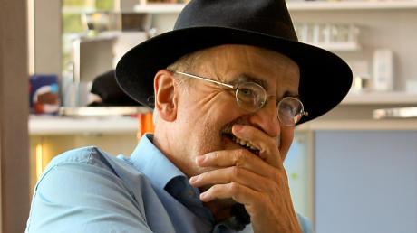 Klaus Gietinger ist seiner Heimat Lindenberg noch immer verbunden.