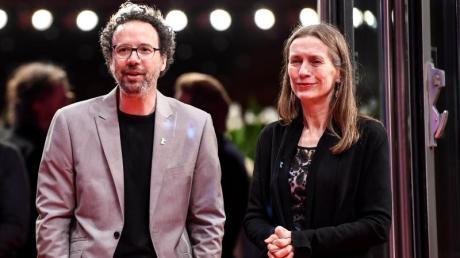 Die neue Berlinale-Spitze:Carlo Chatrian und Mariette Rissenbeek.