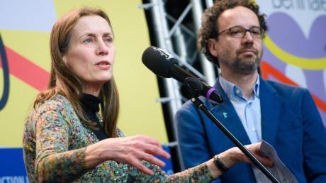 Zehn aufregende Tage liegen hinter Mariette Rissenbeek und Carlo Chatrian, der neuen Berlinale-Spitze.